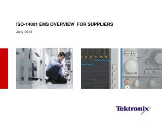 ISO-14001 EMS OVERVIEW  FOR SUPPLIERS