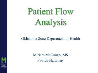 Patient Flow Analysis