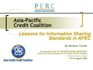 Asia-Pacific  Credit Coalition