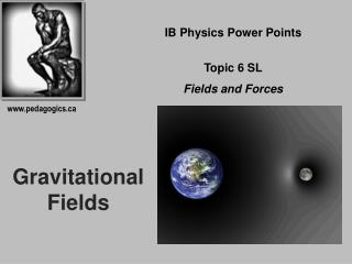 Gravitational Fields