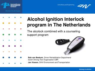 Alcohol Ignition Interlock program in The Netherlands