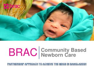 Community Based Newborn Care