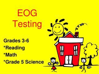 EOG Testing