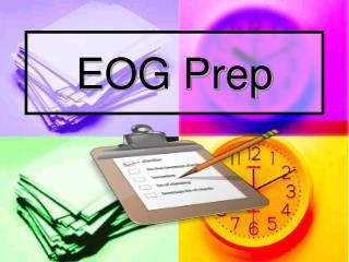 EOG Prep