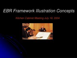 EBR Framework Illustration Concepts