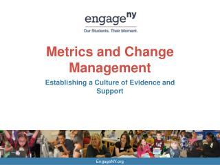 Metrics and Change Management
