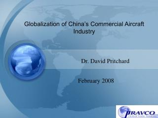 Globalization of China's Commercial Aircraft Industry