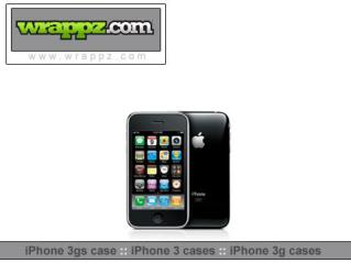 How iPhone 3GS cases can make your iPhone attractive and eye