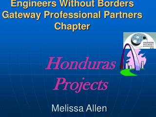 Engineers Without Borders Gateway Professional Partners Chapter