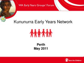 WA Early Years Groups� Forum