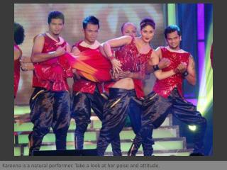 The dancing queens of Bollywood