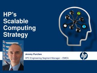 HP's Scalable Computing Strategy