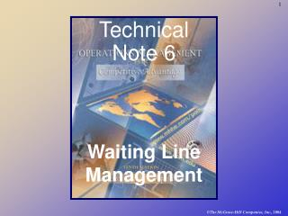 Technical Note 6