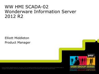 WW HMI SCADA-02 Wonderware Information Server 2012 R2