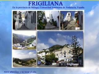 Frigiliana está considerado como uno de los pueblos más bellos de Andalucía.