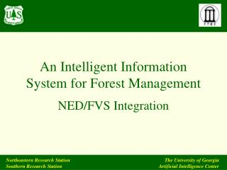 An Intelligent Information  System for Forest Management