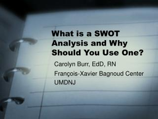 What is a SWOT Analysis and Why Should You Use One?
