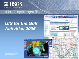 GIS for the Gulf Activities 2006