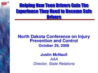 Helping New Teen Drivers Gain The Experience They Need to Become Safe Drivers