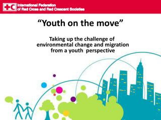 """Youth on the move"""