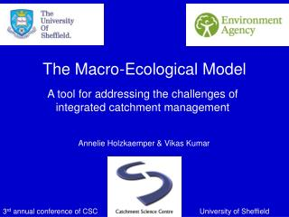 The Macro-Ecological Model