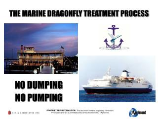 THE MARINE DRAGONFLY TREATMENT PROCESS
