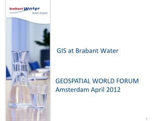 GIS at Brabant Water