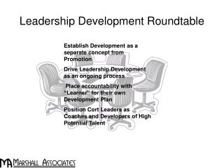 Leadership Development Roundtable