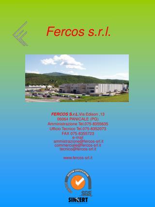 Fercos s.r.l.