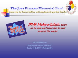 View the JPMF JPMF Splash presentation