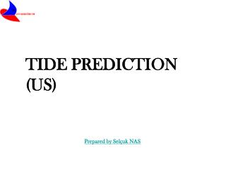 TIDE PREDICTION (US)