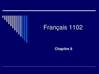 Fran çais 1102