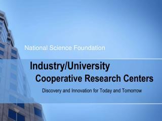 Industry/University