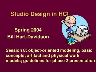 Studio Design in HCI