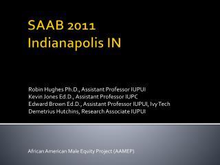 SAAB 2011  Indianapolis IN