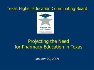 Texas Higher Education Coordinating Board