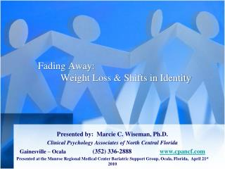 Fading Away:    Weight Loss  Shifts in Identity