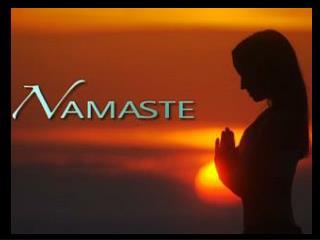 ¿Qué significa Namasté?