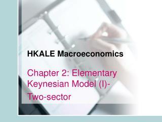 HKALE Macroeconomics