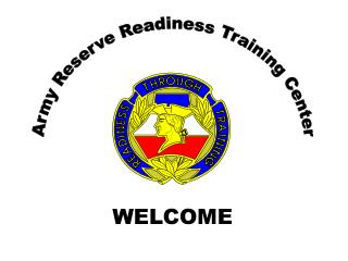 Army Reserve Readiness Training Center