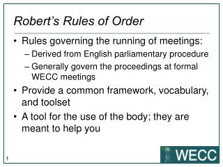 roberts rules of order newly revised free download