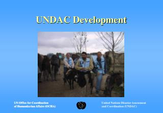 UNDAC Development