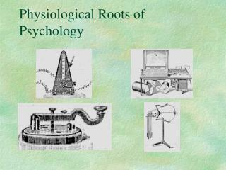 Physiological Roots of Psychology
