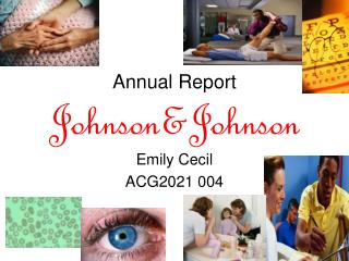 Annual Report Johnson&Johnson