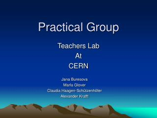 Practical Group