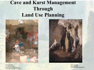 Cave and Karst Management Through Land Use Planning