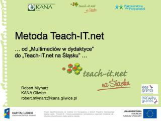 Metoda Teach-IT