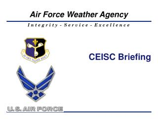 CEISC Briefing