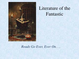Literature of the Fantastic