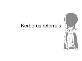 Kerberos referrals
